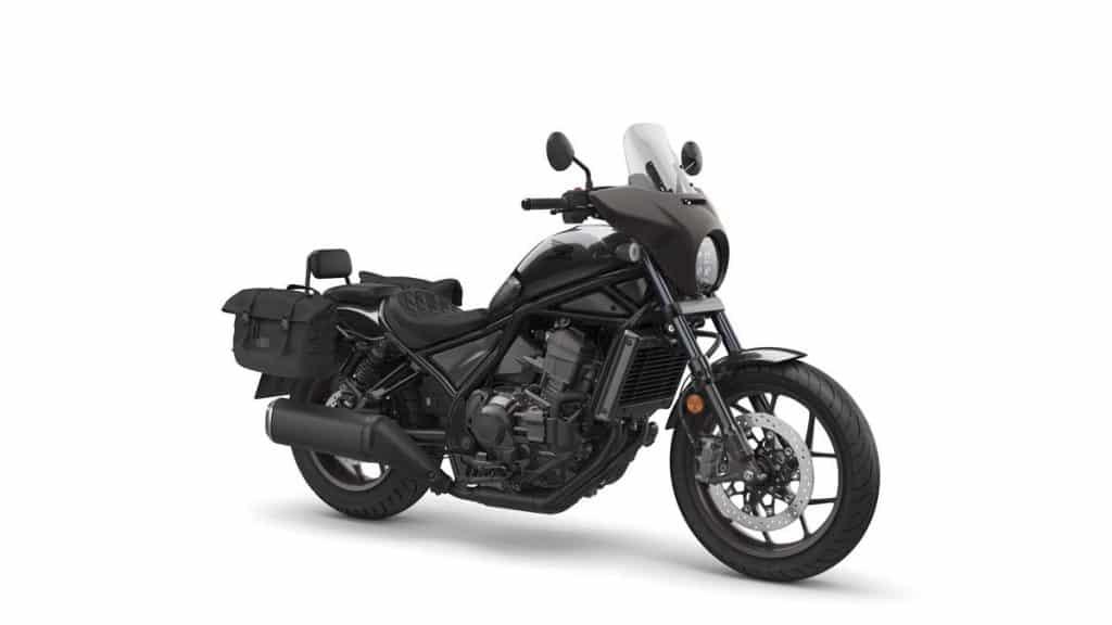2021 Honda CMX1100 Rebel motor