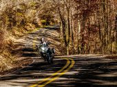 Toerisme: Herfst op de backroads van Alabama, Amerika