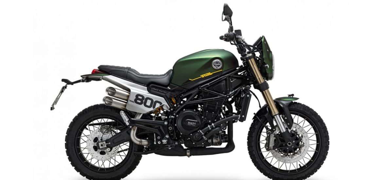 2021 Benelli Leoncino 800 Trail