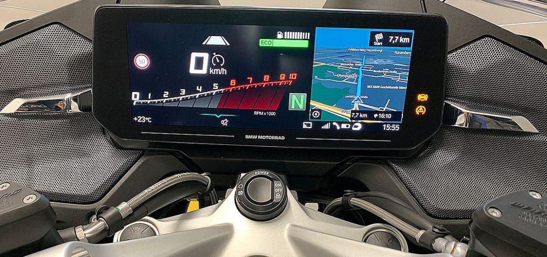 Bosch split-screen-display