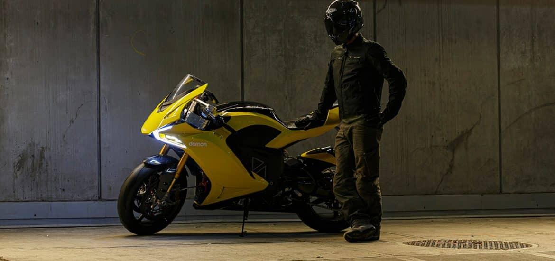 Damon Hypersport SE & SX elektrische motor