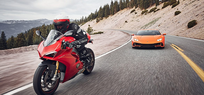 Volkswagen: Ducati, Lamborghini en Italdesign