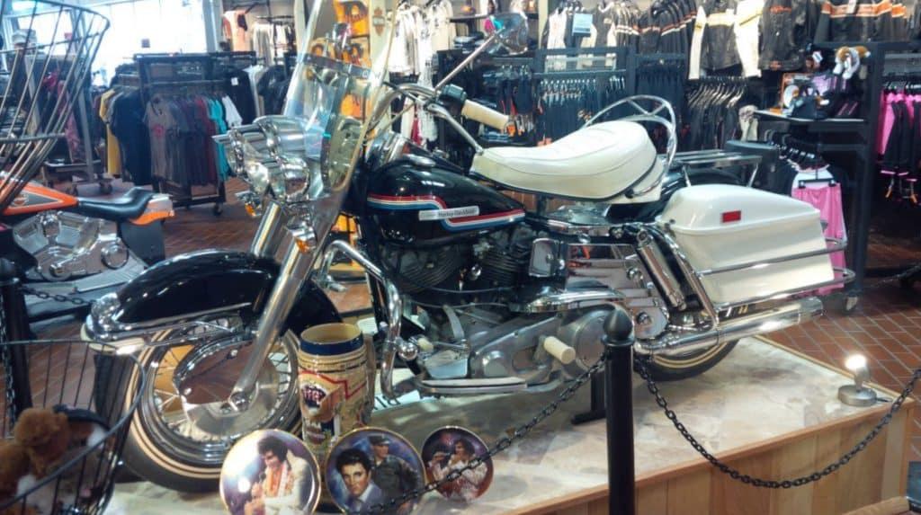 Elvis Presley Harley-Davidson Harley-Dealer Ohio