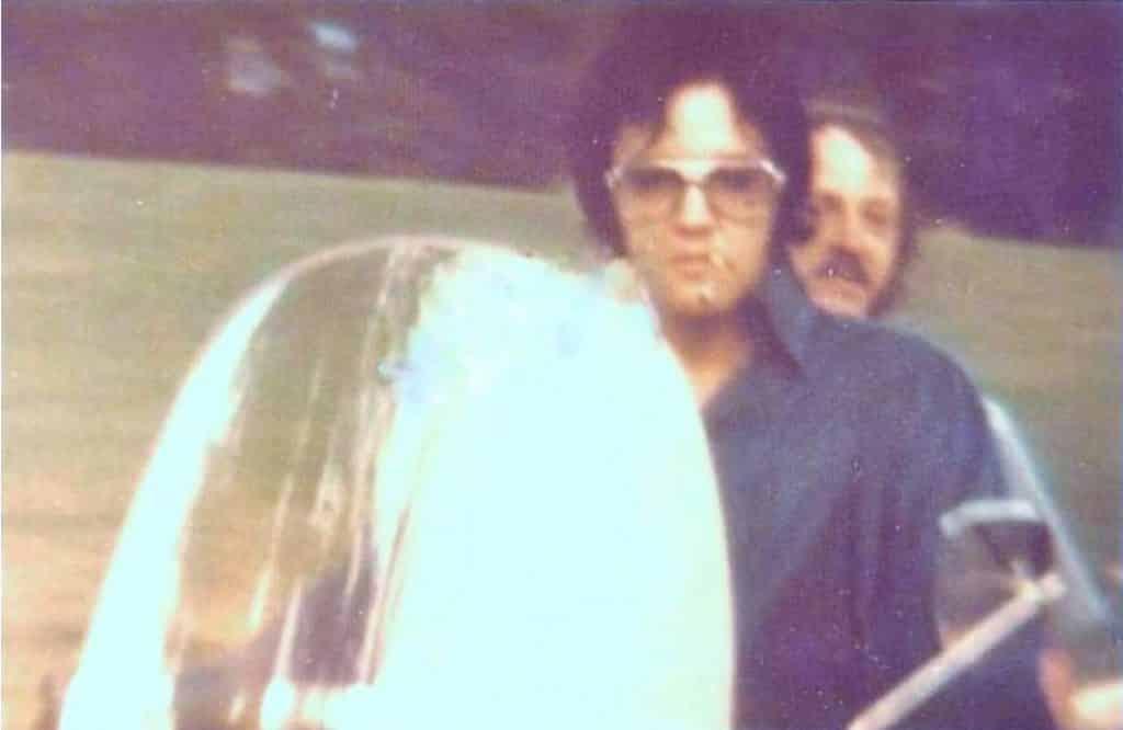 Elvis Presley Harley-Davidson Graceland