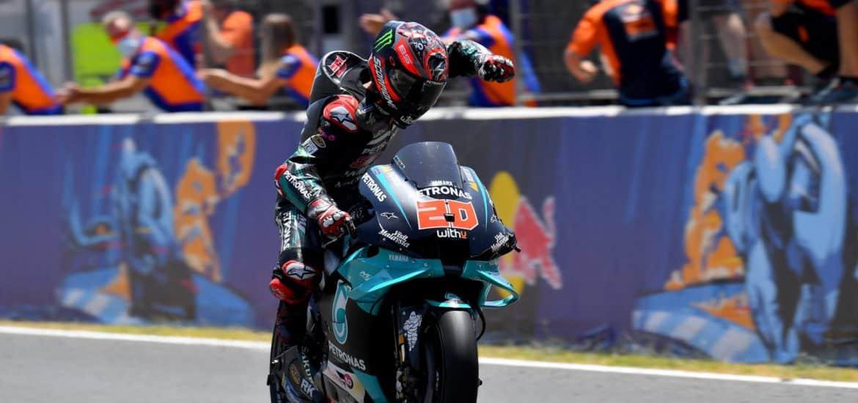 Fabio Quartararo - Yamaha motorblokken