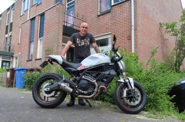 Mijn motoroccasion: Ducati Monster 797 uit 2019
