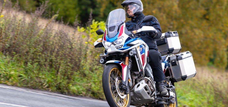 Honda CRF1100L Adventure Sports