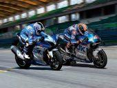 2021 Suzuki GSX-R1000R in MotoGP-kleurstelling!