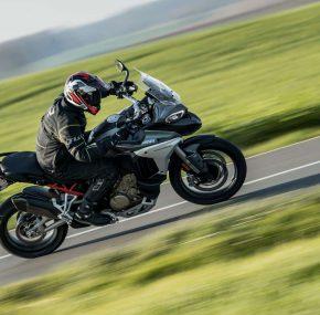 Eerste test 2021 Ducati Multistrada V4 S