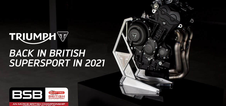 Triumph PTR Racing