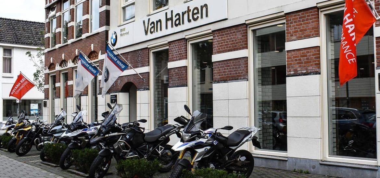 BMW-autodealer van Poelgeest BMW motordealer Van Harten