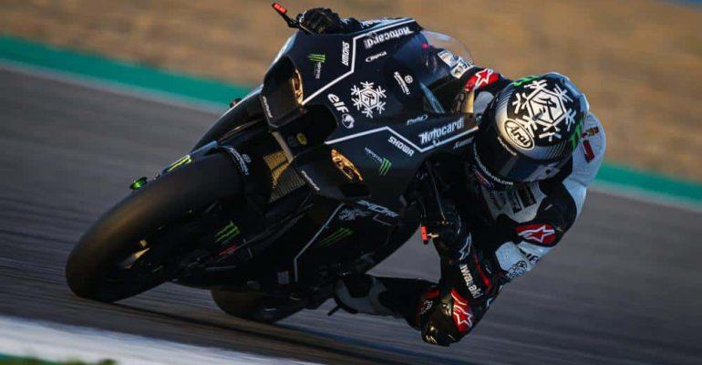 WorldSBK-test op Jerez: Nu al een tiende van het ronderecord!