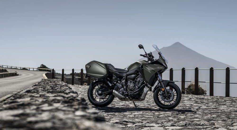 2021 Yamaha Tracer 7