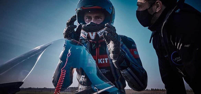 Max Biaggi voxan motors