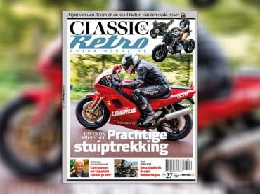 Classic & Retro Magazine 27 later naar abonnees. Lees hem nu online!