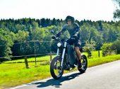 Belgische zotteklap of verstandige motorrijder?