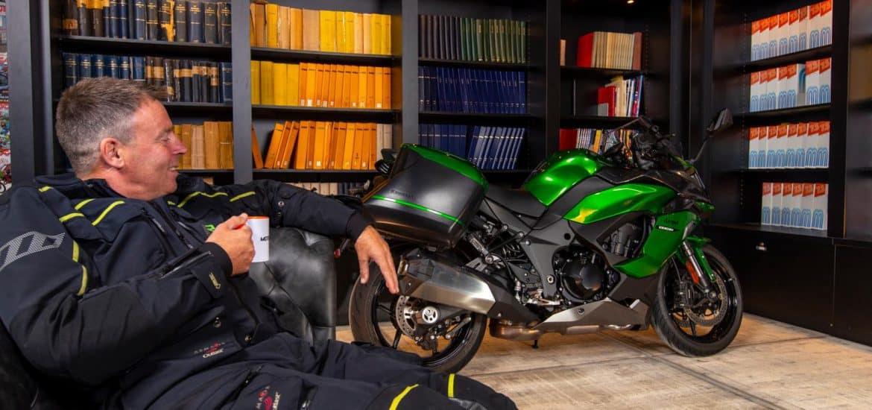 Kawasaki Ninja 1000SX - Motor van het jaar verkiezing 2020