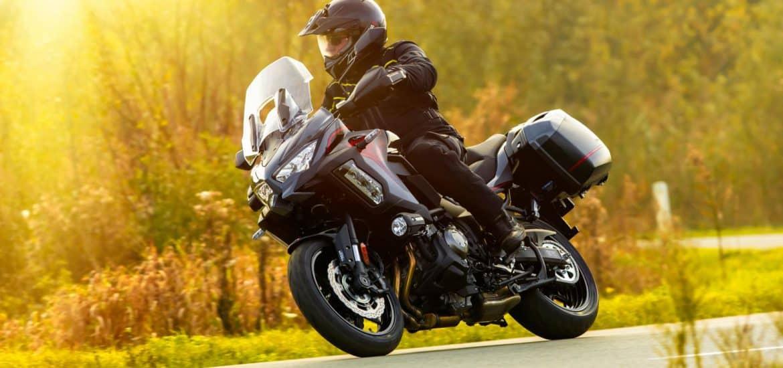 Eerste test 2021 Kawasaki Versys 1000 S