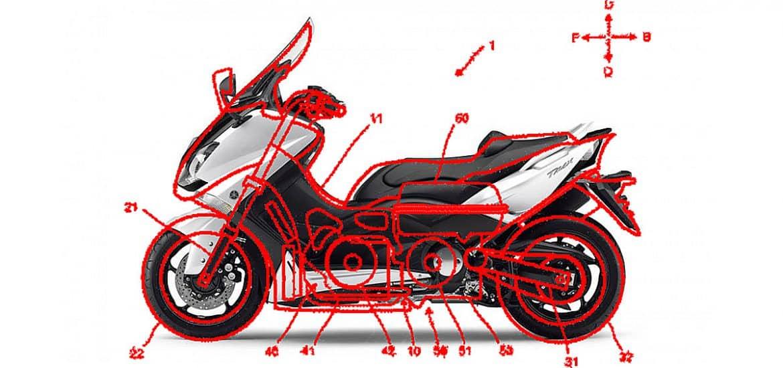 Yamaha hybride motor