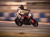 Bottpower's radicale Yamaha XR9 Carbona