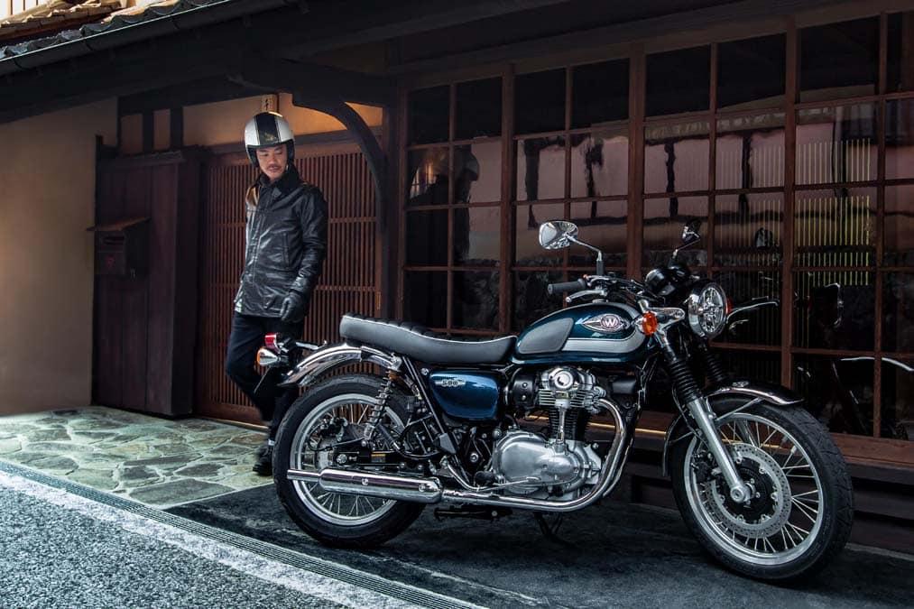 2021 Kawasaki W800