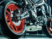 Motorfietsgeluid als wetenschap: Yamaha MT-09 2021 Video