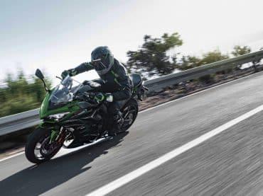 Kawasaki maakt prijs bekend van nieuwe Kawasaki Ninja 1000SX