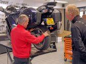 Kawasaki 1400GTR – Marathonmotor