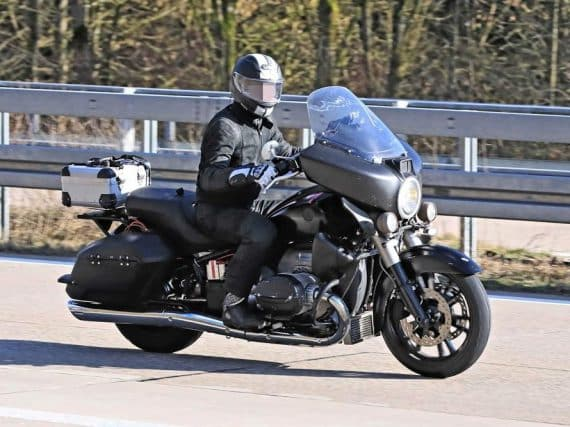 BMW R 18 GT of toch R 18 Transcontinental?
