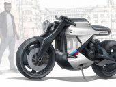 Toekomstvisie van een ontwerper: Elektrische BMW Café Racer