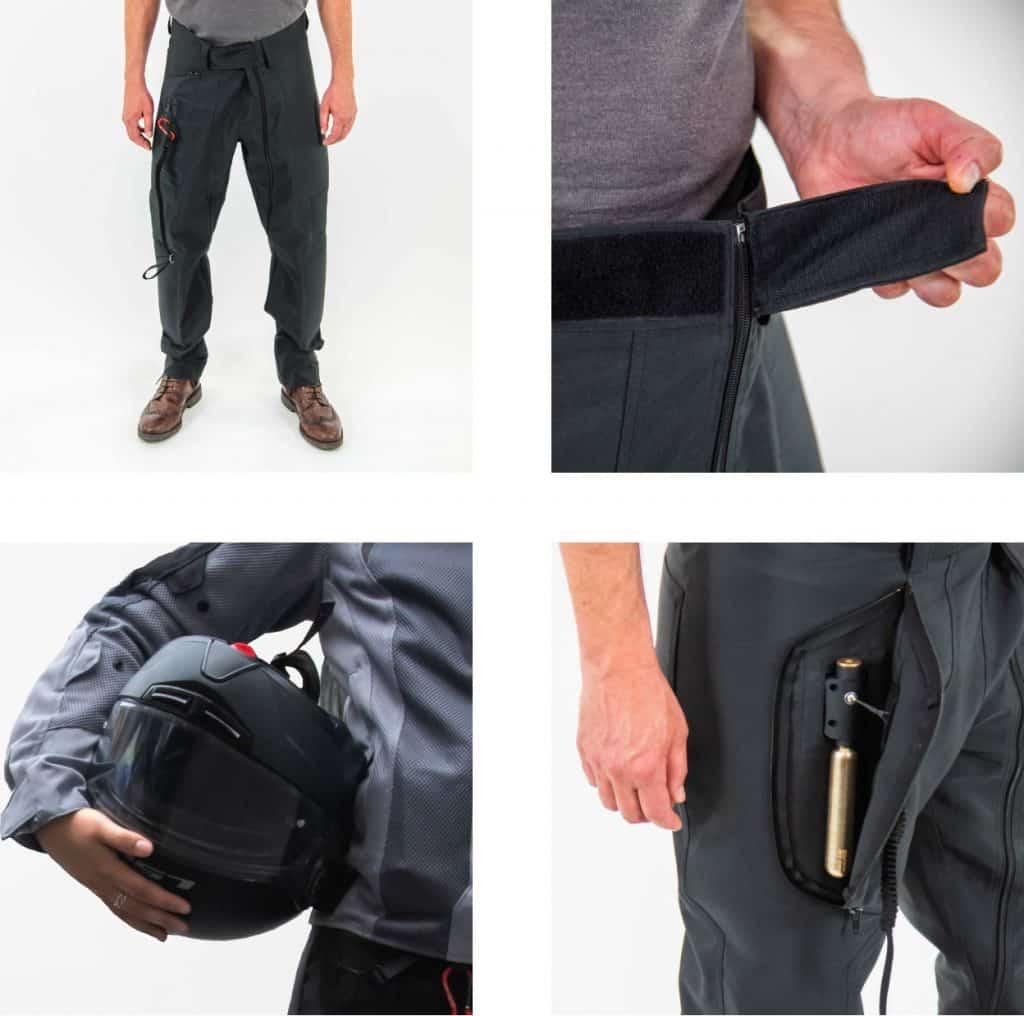Airbag broek