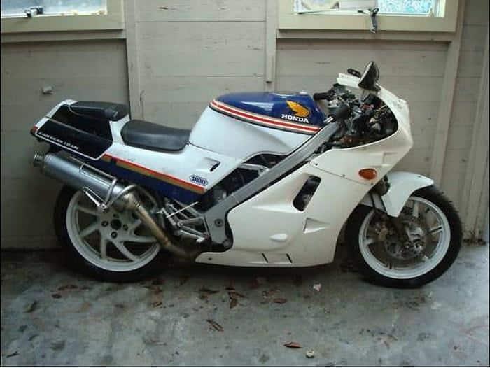 Honda VFR400R NC24 (eerste motor Nick Enghardt)