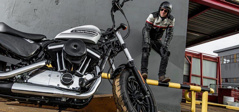Harley Davidson 48 Special Mooi uit elke hoek