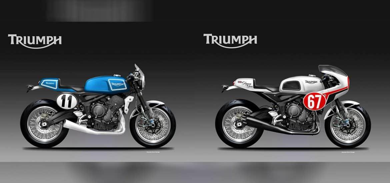 Triumph Trident Oberdan Bezzi
