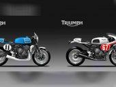 Triumph Trident 660: duik in het verleden door Oberdan Bezzi