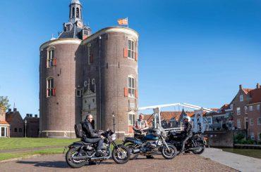 Route Noord-Holland langs vliegtuigwrakken uit de Tweede Wereldoorlog