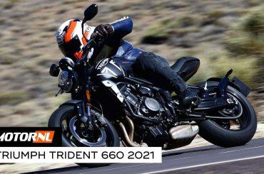 Triumph Trident 660 2021 – test