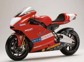 Ducati Desmosedici GP3 van Troy Bayliss op Ebay