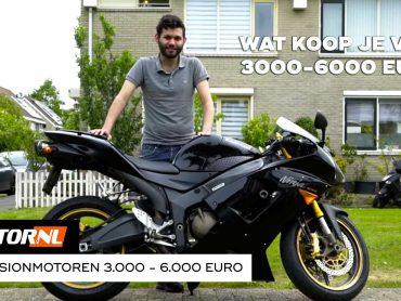 Wat Rij Jij? Occasionmotoren 3.000 – 6.000 euro