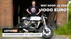 Wat Rij Jij? Occasionmotoren tot 1.000 euro