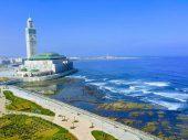 Avondklok in Casablanca genegeerd? Motorfiets gejat!