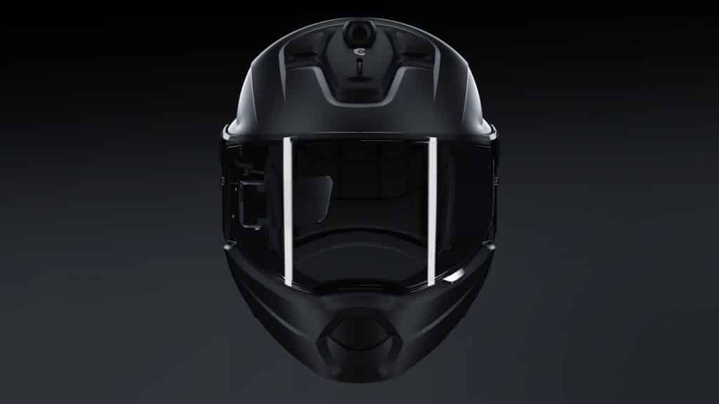 Intelligent Cranium Helmet