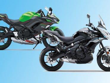 Prijs bekend van Kawasaki Ninja 650 & Versys 650 2021