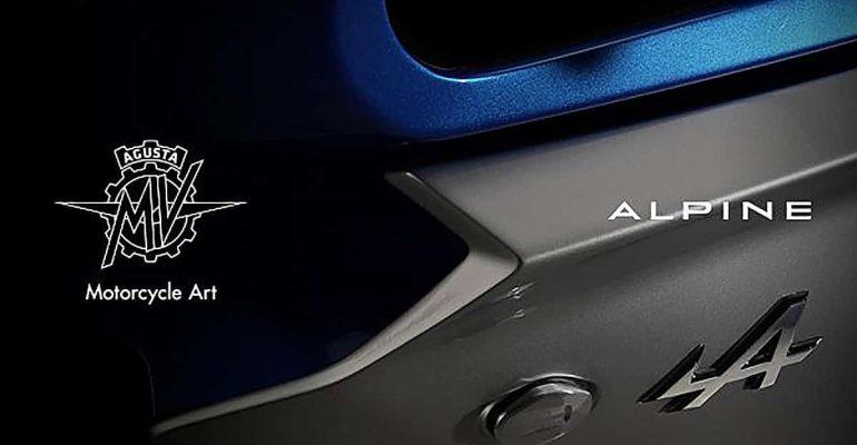 MV Agusta Alpine: een nieuw model voor deze week?