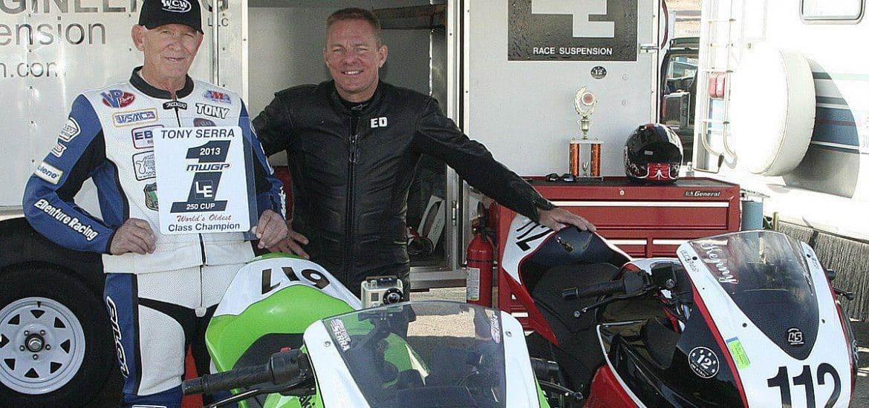 81-jarige wint Club Racing en gaat met pensioen
