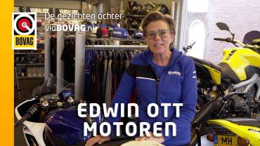 De gezichten achter viaBOVAG.nl: Yamaha-specialist Edwin Ott Motoren
