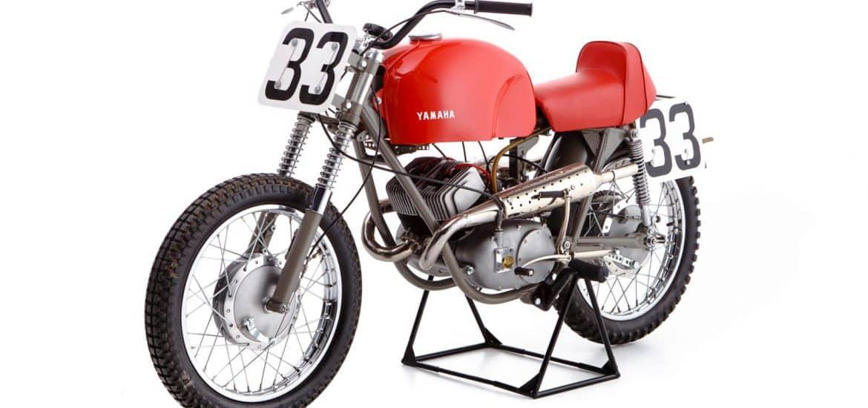 Yamaha YD-A 1958