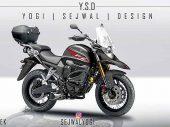 Yamaha FZ-X: patentaanvraag voor kleine cross-over