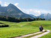 Toerisme Oostenrijk:  onwaarschijnlijk mooi Kalkalpen