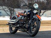 Indian Motorcycle bouwde ook een vier-in-lijn motorfiets